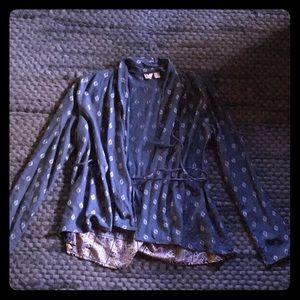 Roxy boho kimono size XS